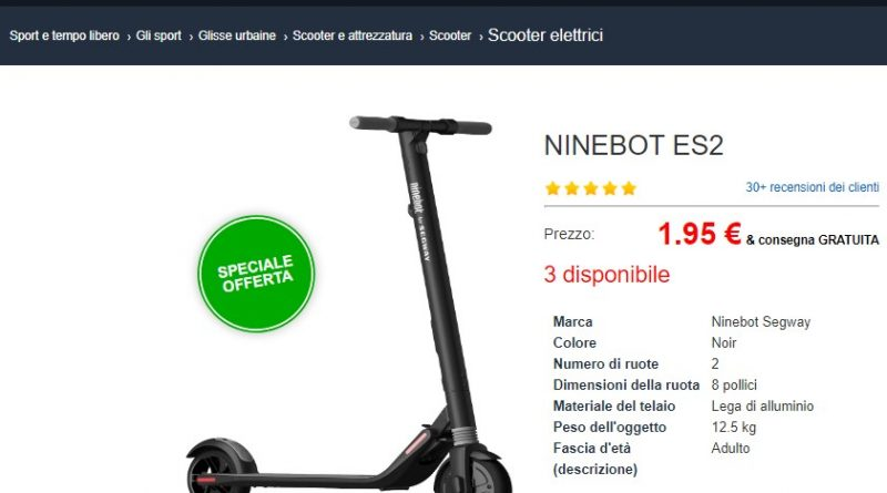 Ninebot Segway Amazon