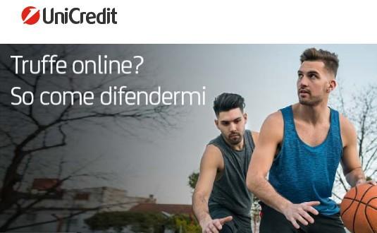 Unicredit Difendersi dalle truffe online